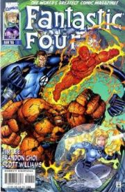 Fantastic Four Comics (1996 Series)